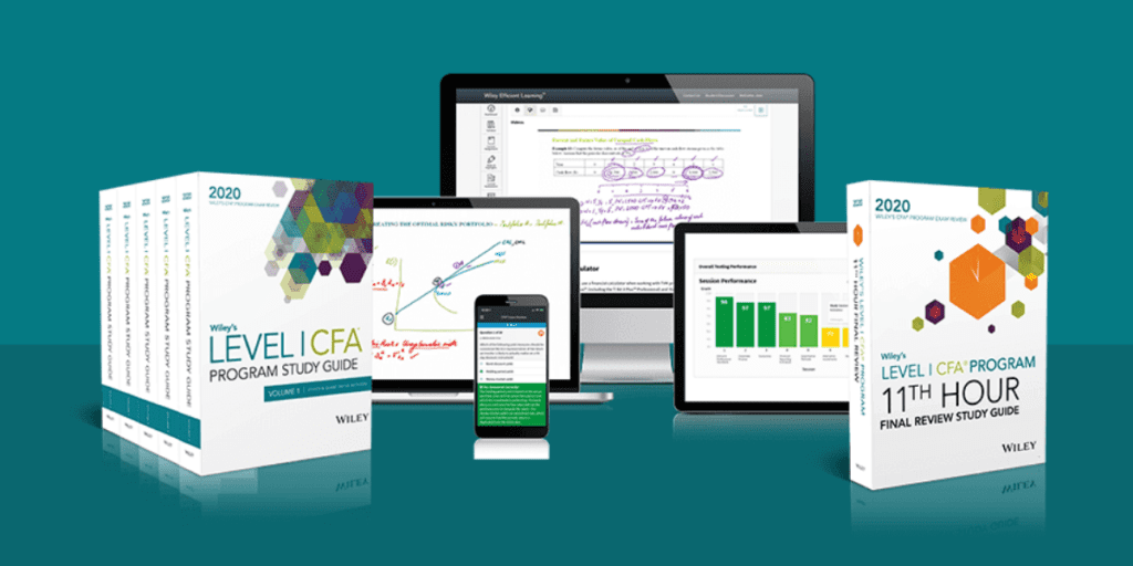 Wiley CFA Platinum Course Package