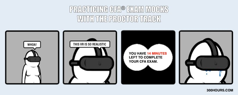 Upgrade All Your CFA Mock Exams With Our Free Study Track 1