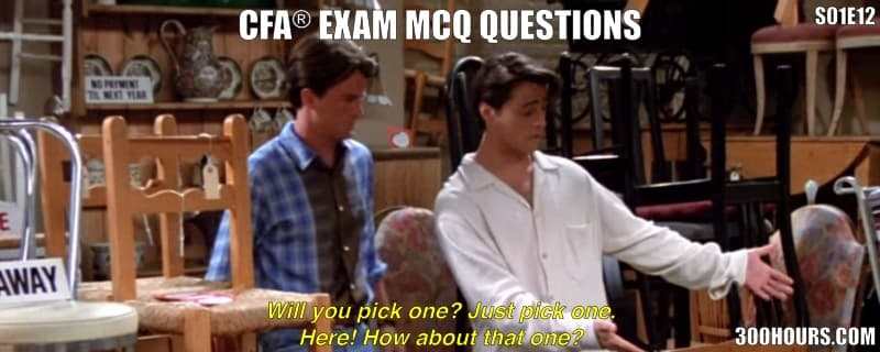 How to Answer CFA Exam Questions, Debunking MCQ Myths