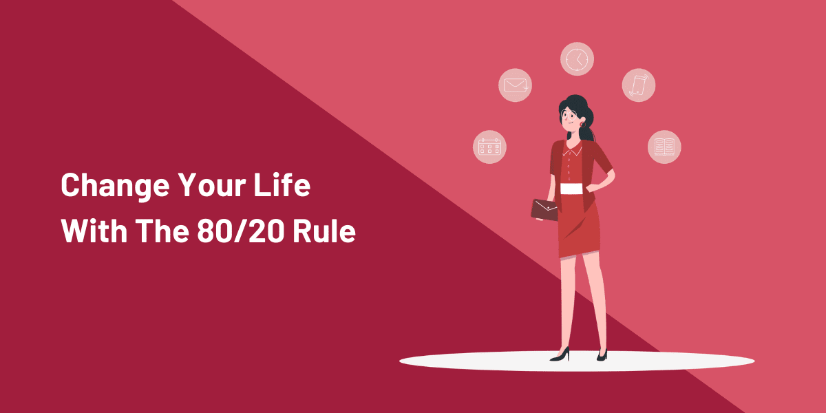 How To Prioritize With 80/20 rule Pareto Principle